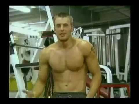 Chris Evans Workout for Captain America