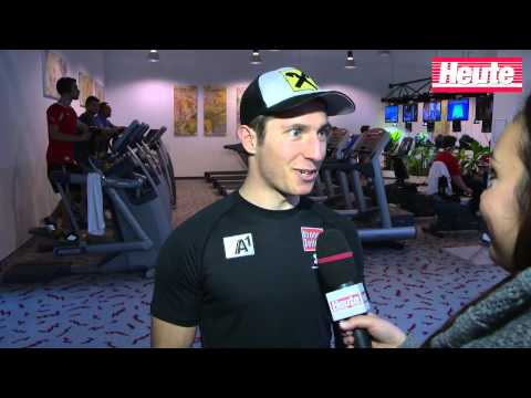 Marcel Hirscher: Fitness & Training (31.10.2013)