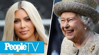 How Kim Kardashian West Is Celebrating Baby #3, Secrets From The Queen's Coronation   PeopleTV