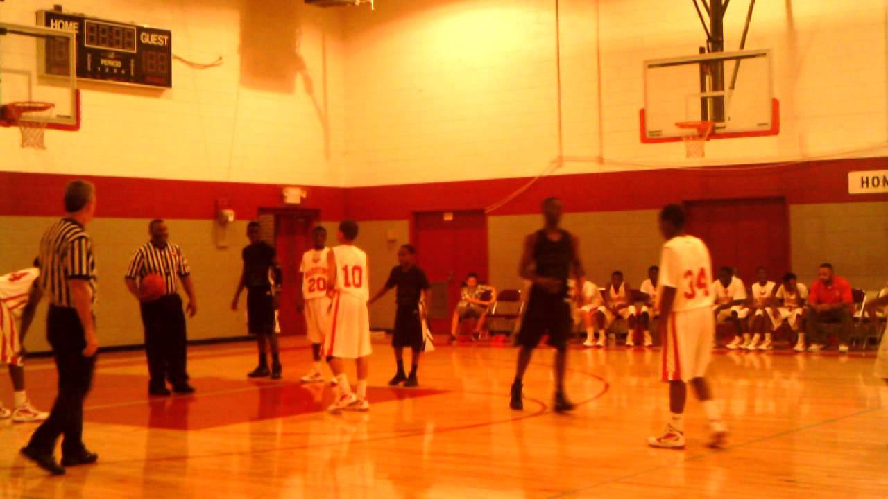 Goodwyn Vs Bellingrath Varsity Basketball Youtube