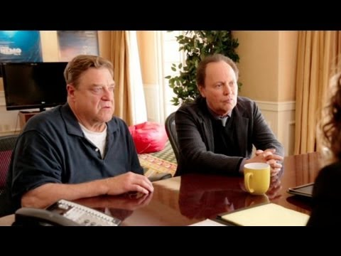 Billy Crystal and John Goodman Meet Their Monsters