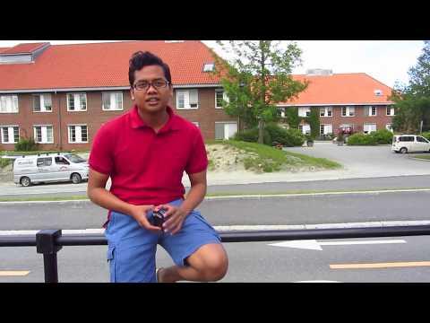 Kuliah di NTNU Norway (episode: Jalur Sepeda)