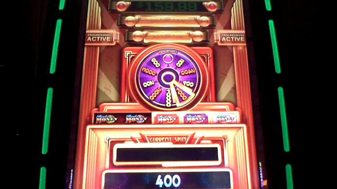 Moody money slot machine