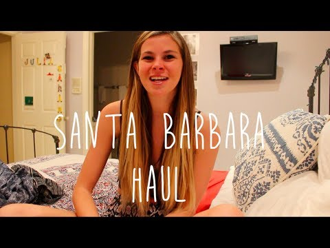 SANTA BARBARA HAUL (Free People, Billabong, Forever 21)