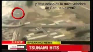 Terremoto En Japon 2011 Ovnis O Seres Paranormales