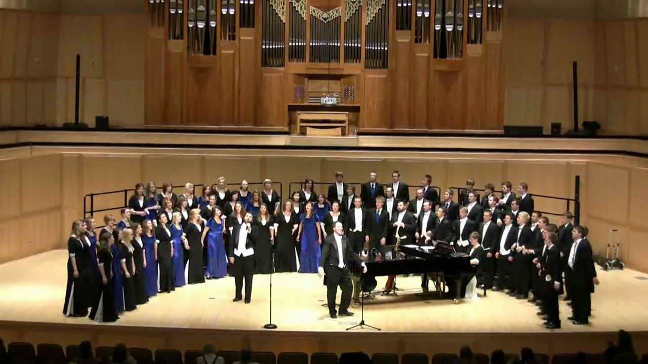 True Light University Of Utah Singers Amp Bingham H S