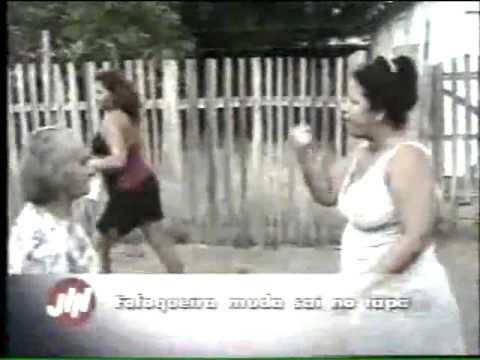 Briga de Mulher   Fofoqueira x Muda ( Programa do Ratinho)