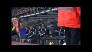 [0809 El Clasico] Messi Vs R.Madrid Fouls