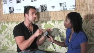 Darren Shahlavi Interview IP MAN 2