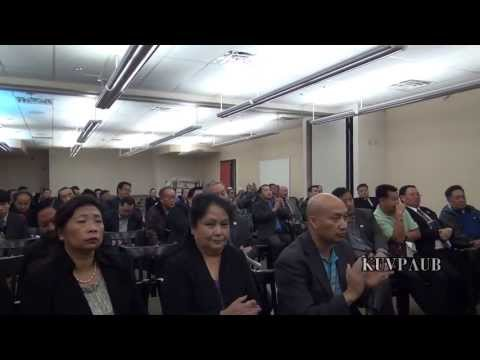 Why there are 2 Lao Family Organizations in MN now? - Ua cas ho muaj 2 lub Lao Family Lawm?