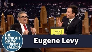 Eugene Levy is up Schitt's Creek