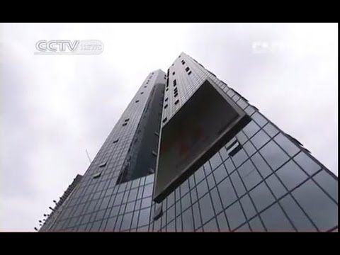 China goes big with skyscrapers
