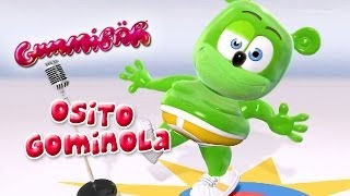 The Gummy Bear Song Long Spanish Version Gummibär