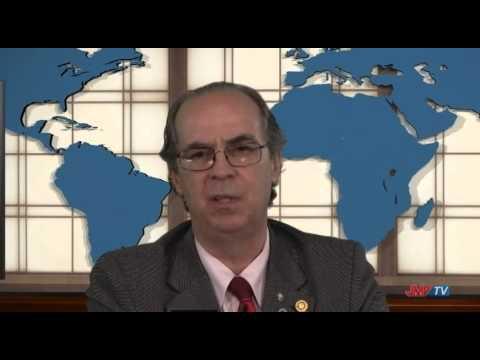 Entrevista com o Governador do Rotary Celso de C. Campos