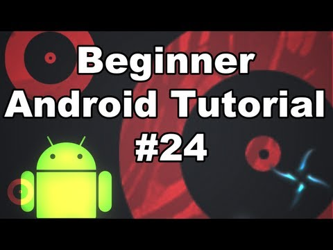 Android The Basics 24- Setting Fullscreen and Fixed Screen