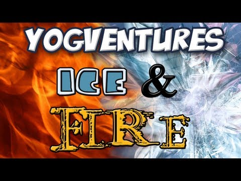 Yogscast - Yogventures - Fire and Ice Update