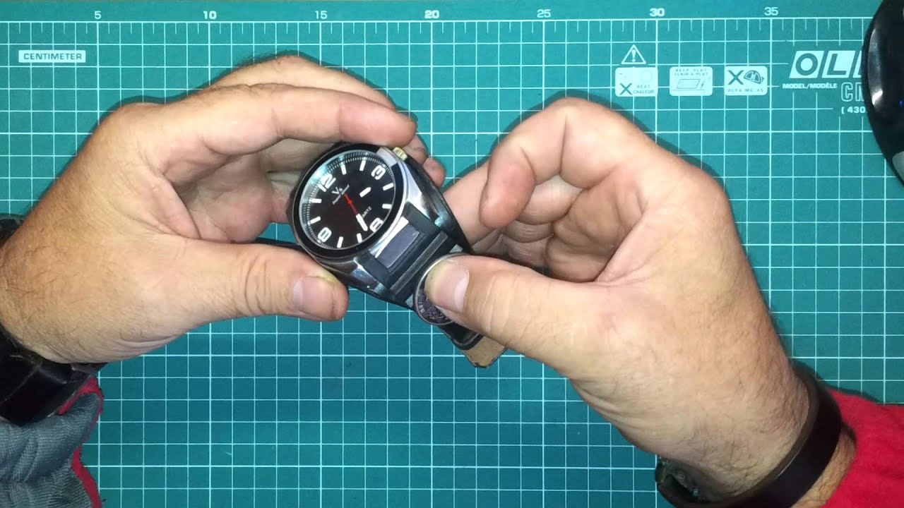 Ремонт ремешка часов своими руками 86