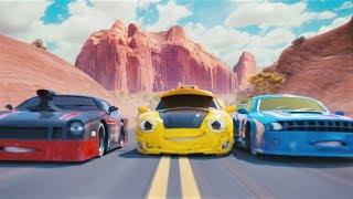 Super taxík - trailer na kino rozprávku