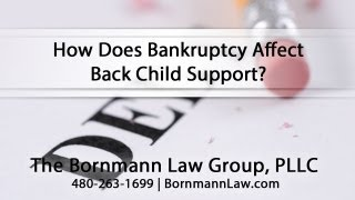 How Does Bankruptcy Affect Back Child Support? Explained By ...