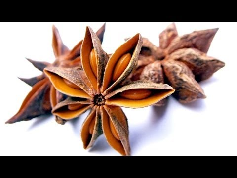Healthy Herbs and Spices - Anise