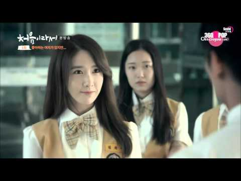 [Vietsub] Because It's The First Time Ep 1 - Yoona (SNSD) Cut (Soshi Team) [360kpop]