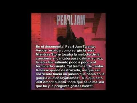 Pearl Jam - Compilación de lo mejor - Con mini historia