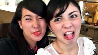 Vlog #230 - Metro Manila - February 21st & 22nd, 2014 - PinkieRiceLife