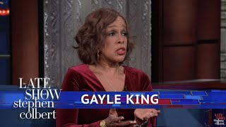 Gayle King Reacts To Charlie Rose's Firing