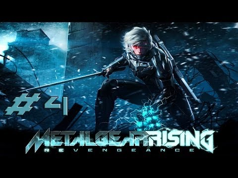[HD] Metal Gear Rising Revengeance Part 4 (no commentary)