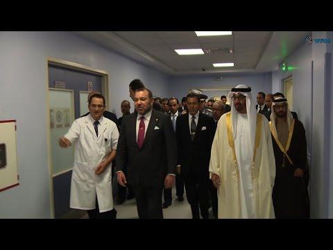 داخل مستشفى الشيخ خليفة