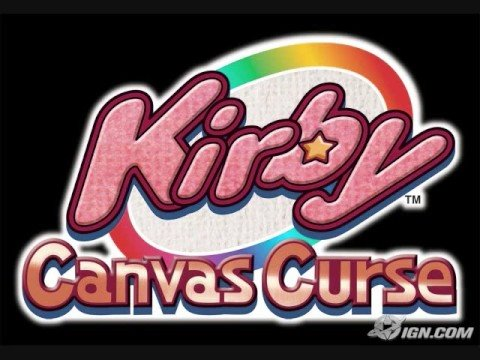 Kirby Canvas Curse Music - Track 05 - Ravine Road