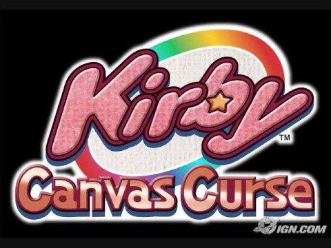 Kirby Canvas Curse Music - Track 05 - Ravine Road