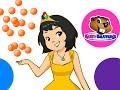 """Princess Colors"" #2 | Colours Learning Princess, Teach Babies Toddlers Color Names, Preschool"