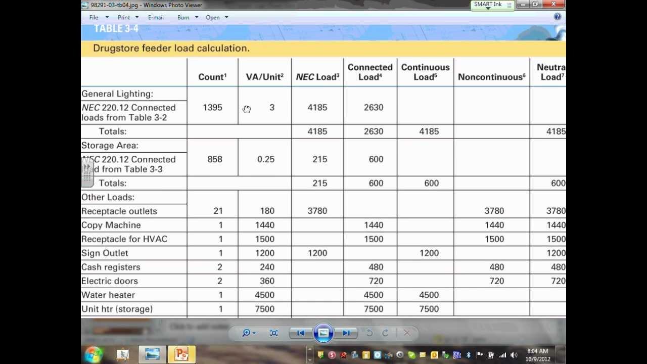 Printables Residential Electrical Load Calculation Worksheet electrical load calculation worksheet davezan standard davezan