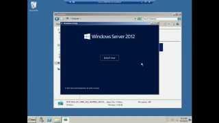 Windows Server 2008 R2 Upgrade/Migrate To Server 2012
