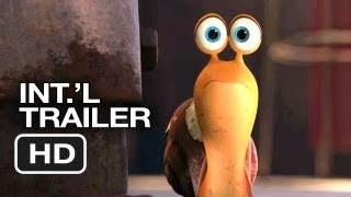 Turbo Official International Trailer #1 (2013) Ryan