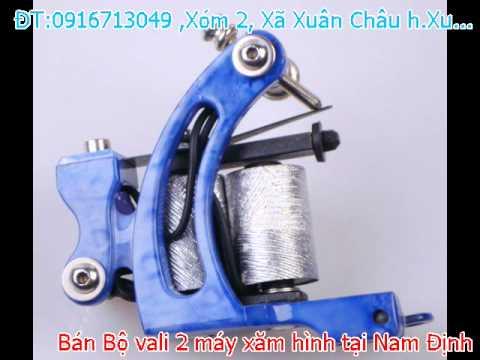 Bán máy xăm hình ở Nam Định