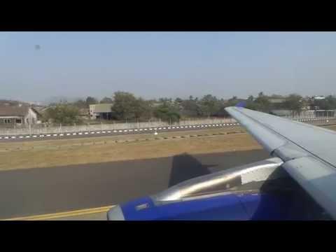 Indigo airlines mumbai arrival