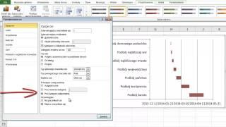Excel Wykres Gantta Jak Go Stworzyć? Porada #85