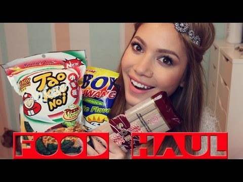 yummypilgrim: (Asia) Food Haul #4