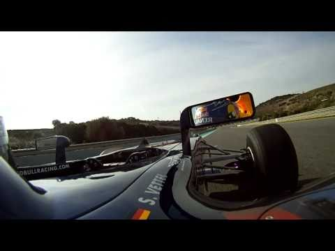 Red Bull RB7 onboard laps with Sebastian Vettel
