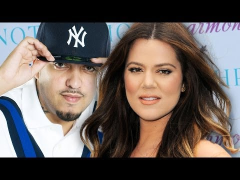 Khloe Kardashian Dating Rapper French Montana