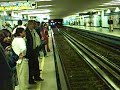 Metro In Mexico City