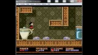 Castle Of Illusion: Starring Mickey Mouse Mega Drive
