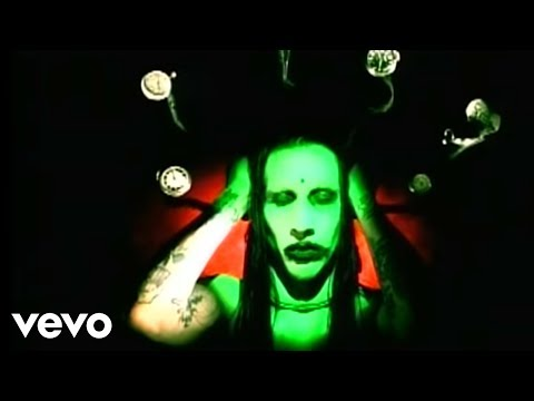 Sweet Dreams (Are Made Of This) (Alt. Version), Music video by Marilyn Manson performing Sweet Dreams (Are Made Of This). (C) 1998 Interscope Records