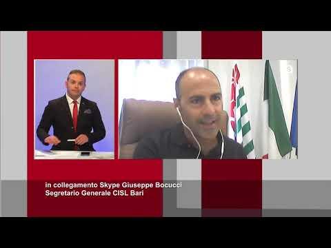 l nostro segretario generale Giuseppe Boccuzzi ospite di Trmtv.it Covid-19 e fase 3 dell'emergenza. Boccuzzi (Cisl):