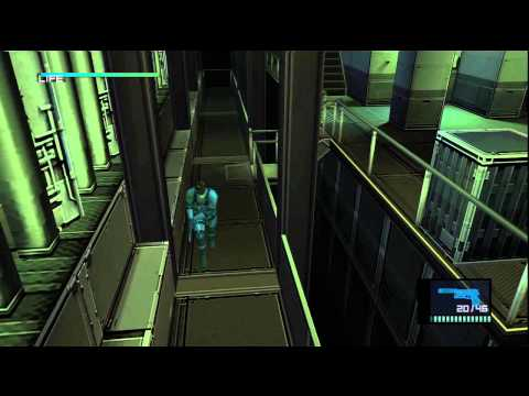 MGS2 HD EEx Big Boss Emblem Speedrun Part 1/8 1:2X:XX