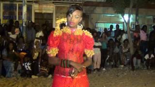 Nouveau Look de Ndeye Gueye