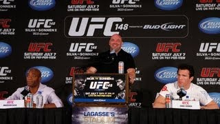 UFC 148: Anderson Silva Says Chael Sonnen Is 'Screwed