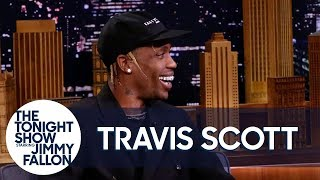 Travis Scott Shows Off His Broadway Musical Abilities